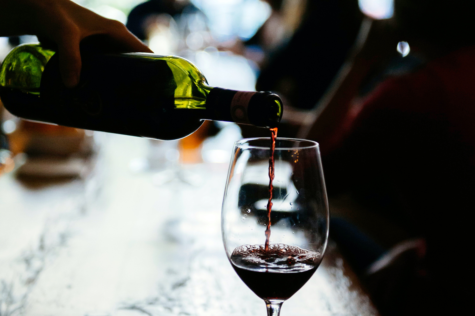Enjoy local businesses including Eight Bells, one of Seattle's top urban wineries.